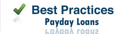 Code of best business practices for payday loans
