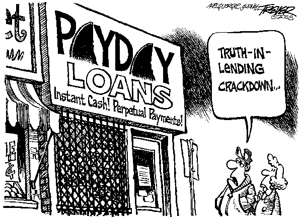 Are Payday Loans Good - Sudbury Residents Dont Think So