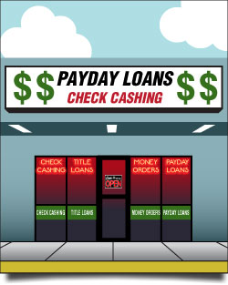 Payday Loans - Instant Cash in Low financial