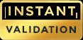 Instant verification